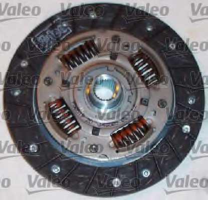 Комплект сцепления VALEO 826227 - изображение 2