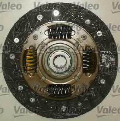 Комплект сцепления VALEO 826228 - изображение 2