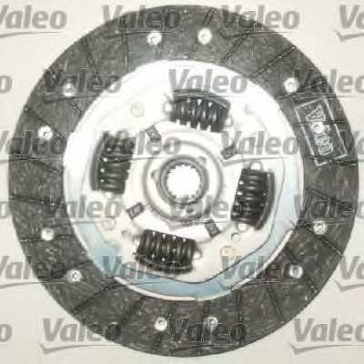 Комплект сцепления VALEO 826234 - изображение
