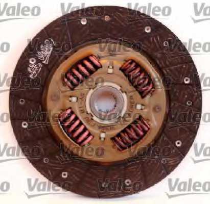 Комплект сцепления VALEO 826239 - изображение 2