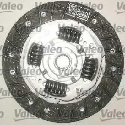 Комплект сцепления VALEO 826245 - изображение 2