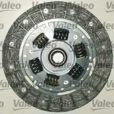 Комплект сцепления VALEO 826279 - изображение 2
