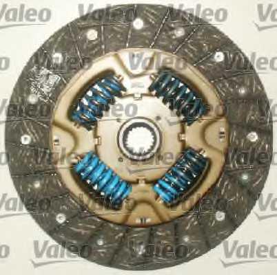 Комплект сцепления VALEO 826299 - изображение 2
