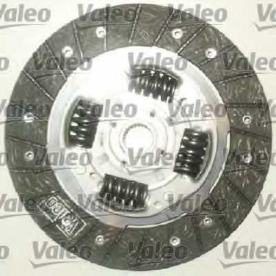 Комплект сцепления VALEO 826303 - изображение 1