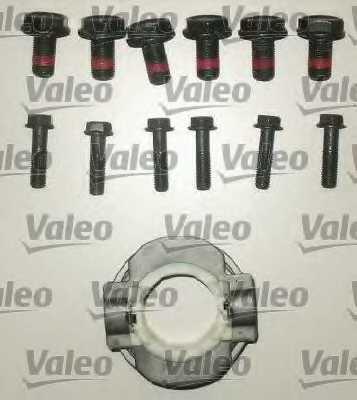 Комплект сцепления VALEO 826317 - изображение 3