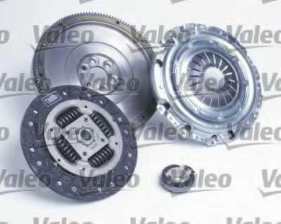 Комплект сцепления VALEO 826317 - изображение