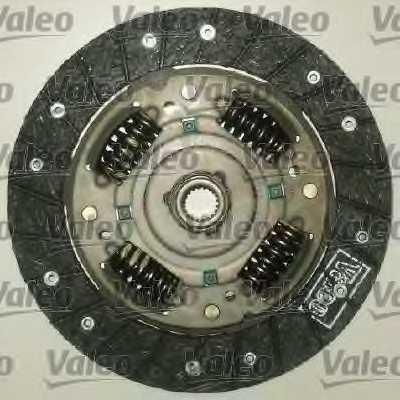 Комплект сцепления VALEO 826321 - изображение 2