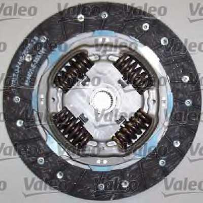 Комплект сцепления VALEO 826326 - изображение 2
