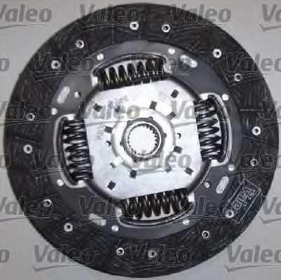 Комплект сцепления VALEO 826328 - изображение 1