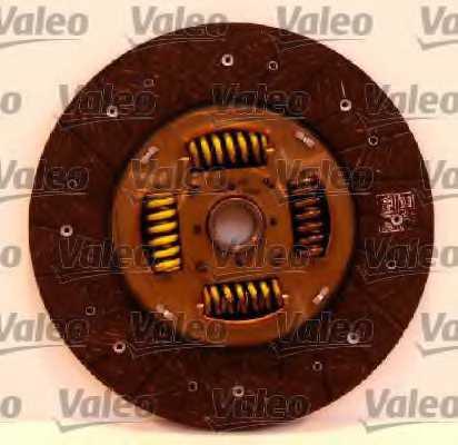 Комплект сцепления VALEO 826335 - изображение 2