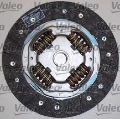 Комплект сцепления VALEO 826339 - изображение