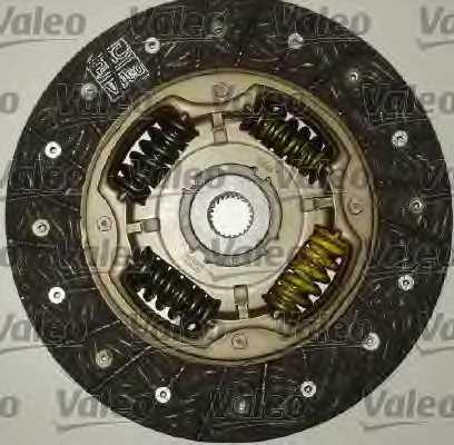 Комплект сцепления VALEO 826340 - изображение 2