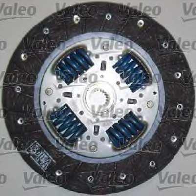 Комплект сцепления VALEO 826345 - изображение 2