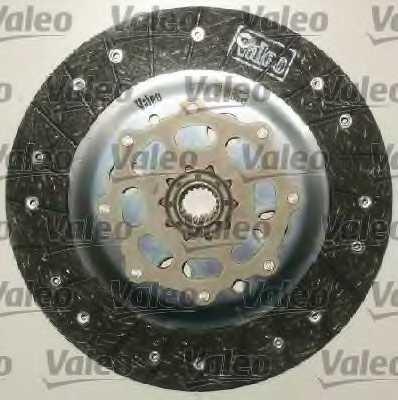 Комплект сцепления VALEO 826352 - изображение 2
