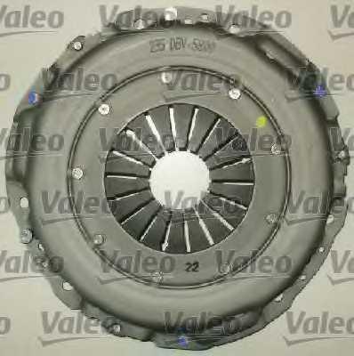 Комплект сцепления VALEO 826354 - изображение