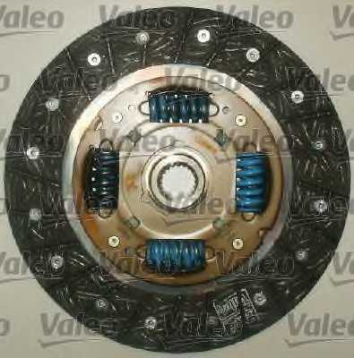 Комплект сцепления VALEO 826357 - изображение 2
