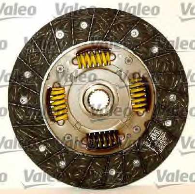 Комплект сцепления VALEO 826358 - изображение 2