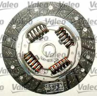 Комплект сцепления VALEO 826362 - изображение 2