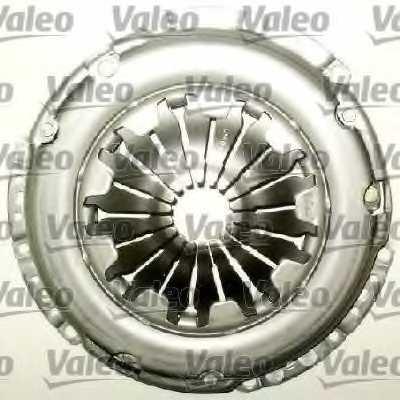 Комплект сцепления VALEO 826362 - изображение