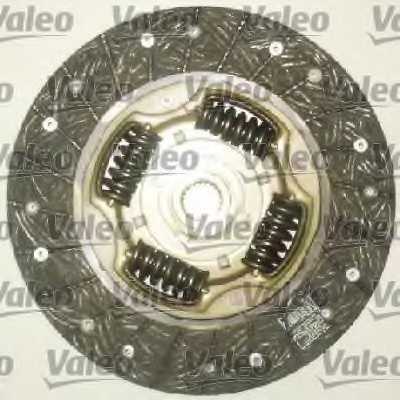 Комплект сцепления VALEO 826402 - изображение 2