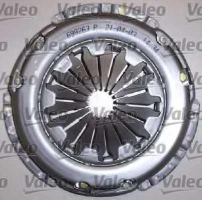 Комплект сцепления VALEO 826413 - изображение