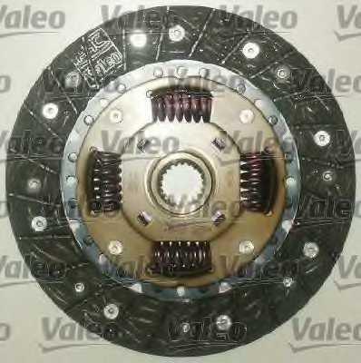 Комплект сцепления VALEO 826414 - изображение 2