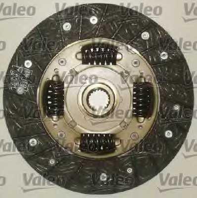 Комплект сцепления VALEO 826415 - изображение 2