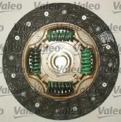 Комплект сцепления VALEO 826417 - изображение 2