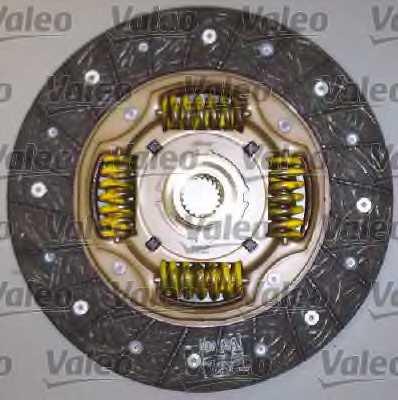 Комплект сцепления VALEO 826418 - изображение 2