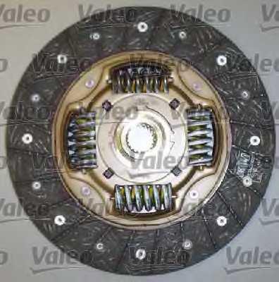 Комплект сцепления VALEO 826419 - изображение 2