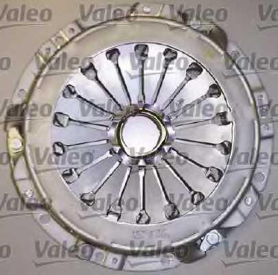 Комплект сцепления VALEO 826419 - изображение