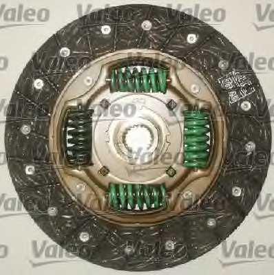 Комплект сцепления VALEO 826420 - изображение 2