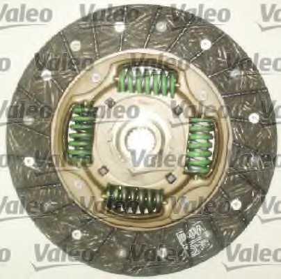 Комплект сцепления VALEO 826423 - изображение 2