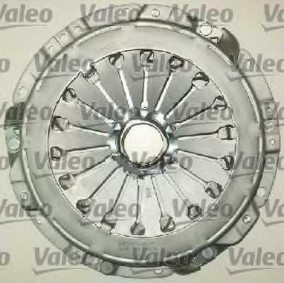 Комплект сцепления VALEO 826423 - изображение