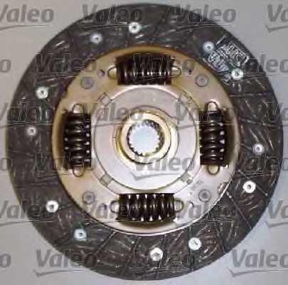 Комплект сцепления VALEO 826424 - изображение 2