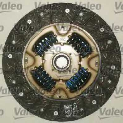 Комплект сцепления VALEO 826425 - изображение 2