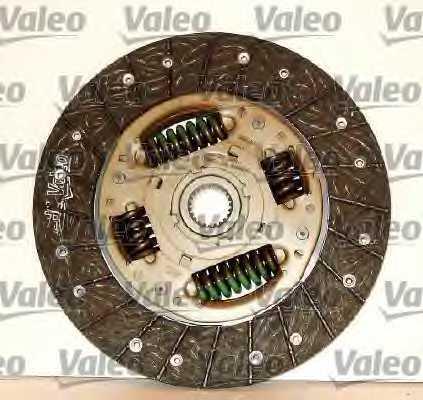 Комплект сцепления VALEO 826426 - изображение 2