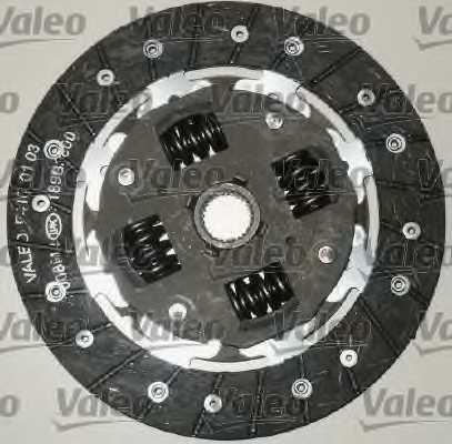 Комплект сцепления VALEO 826436 - изображение 1