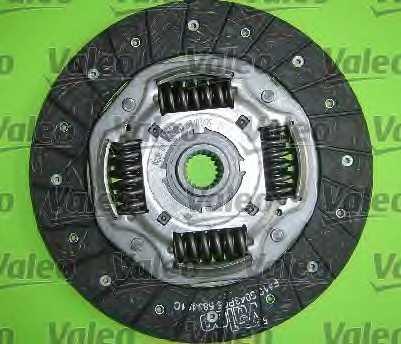 Комплект сцепления VALEO 826474 - изображение 2