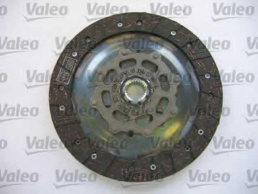 Комплект сцепления VALEO 826489 - изображение