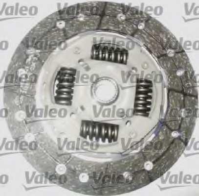 Комплект сцепления VALEO 826533 - изображение 2