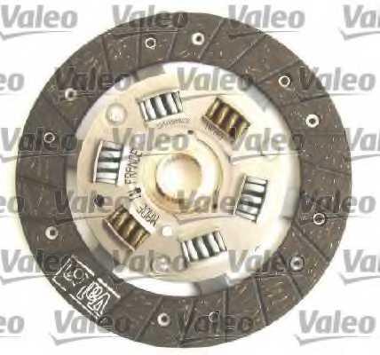 Комплект сцепления VALEO 826542 - изображение 2