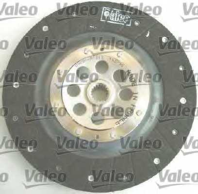 Комплект сцепления VALEO 826550 - изображение 2