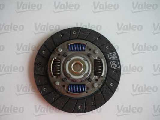 Комплект сцепления VALEO 826551 - изображение 3