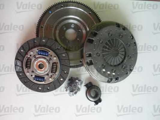 Комплект сцепления VALEO 826551 - изображение