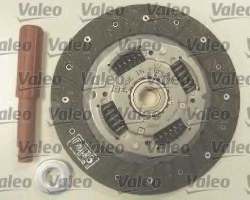 Комплект сцепления VALEO 826553 - изображение 1