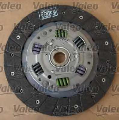 Комплект сцепления VALEO 826563 - изображение 1