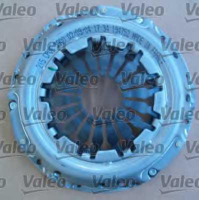 Комплект сцепления VALEO 826563 - изображение