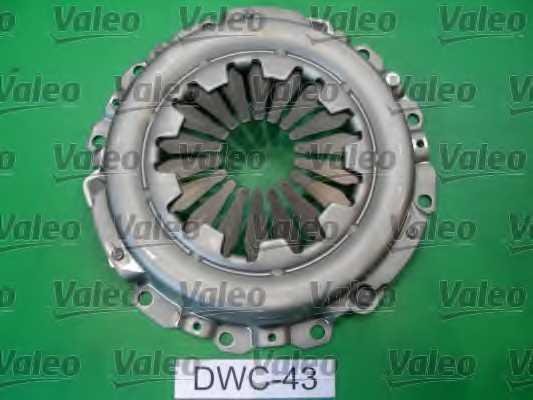 Комплект сцепления VALEO 826568 - изображение