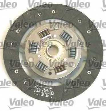 Комплект сцепления VALEO 826573 - изображение 2